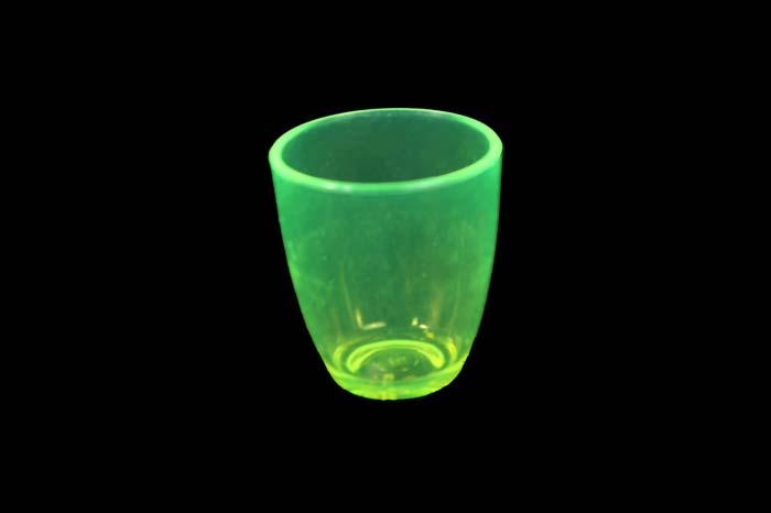 25ml Shot Glass Green