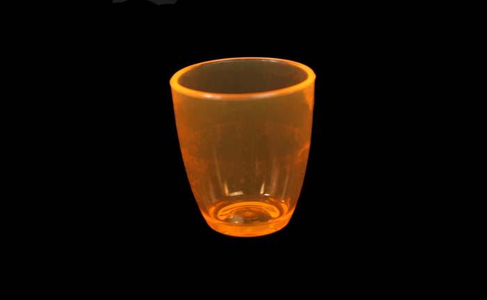 25ml Shot Glass Orange