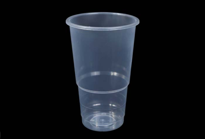 350ml Plastic Cup Clear
