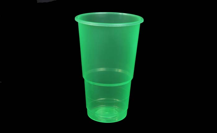 350ml Plastic Cup Green